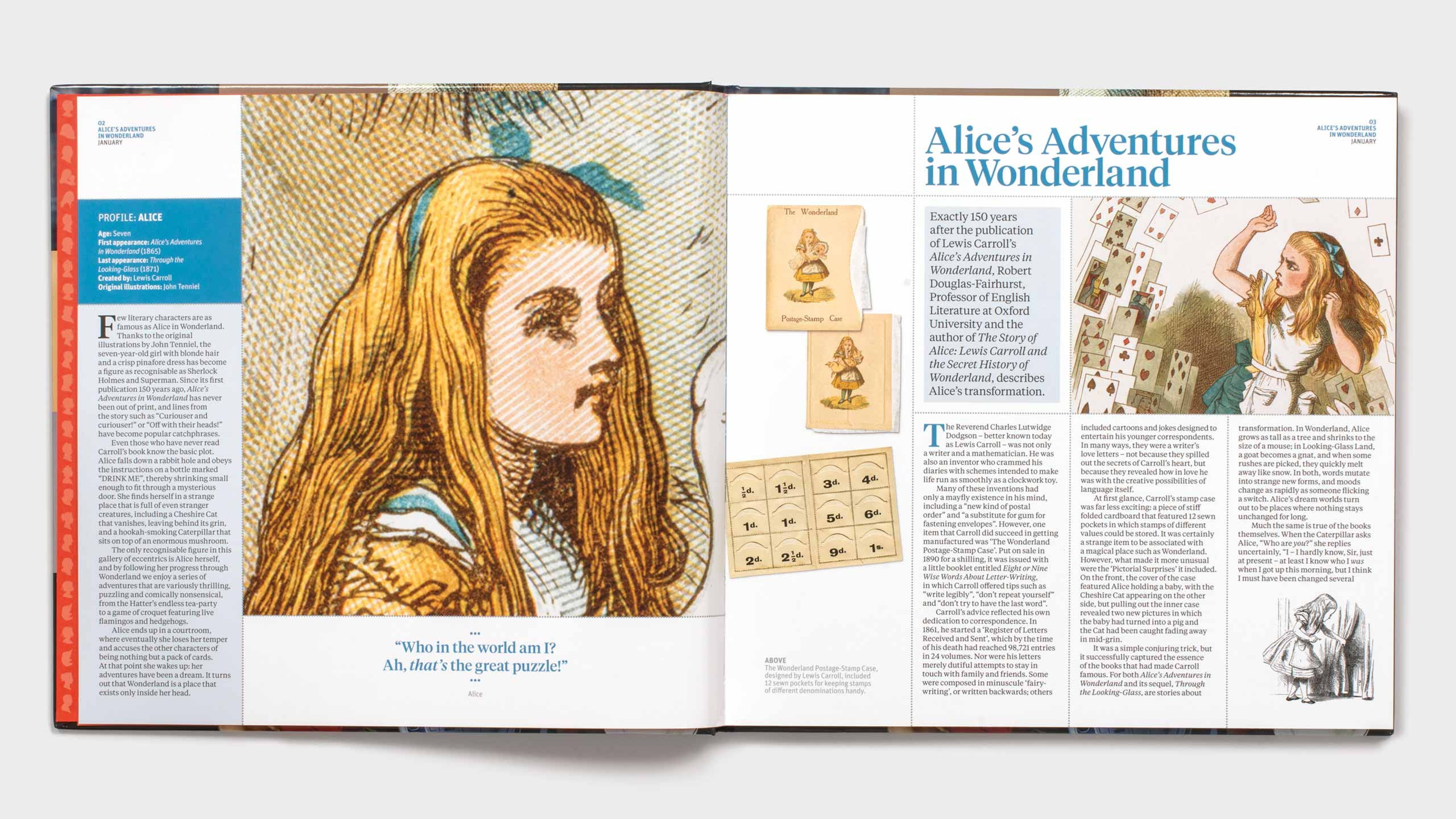 RM_Year_Book_Alice_in_Wondeland_Spread