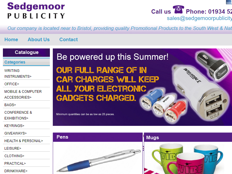 Sedgemoor offer £20 Amazon Gift Voucher with first order of £250+ if you quote MCH