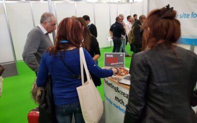 MCH at The Business Show Olympia