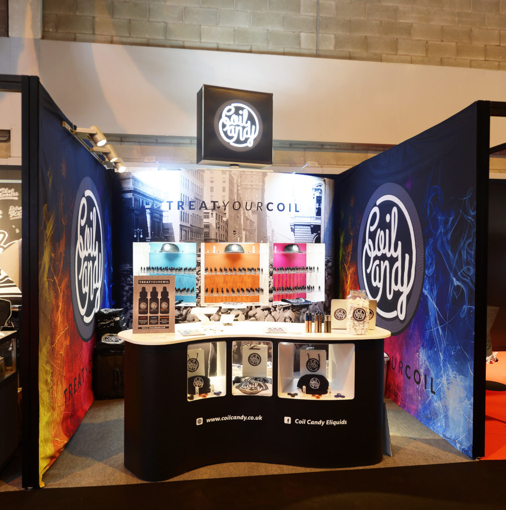 Exhibition Stand Designs Uk : How to make a big impact with a small exhibition stand mch